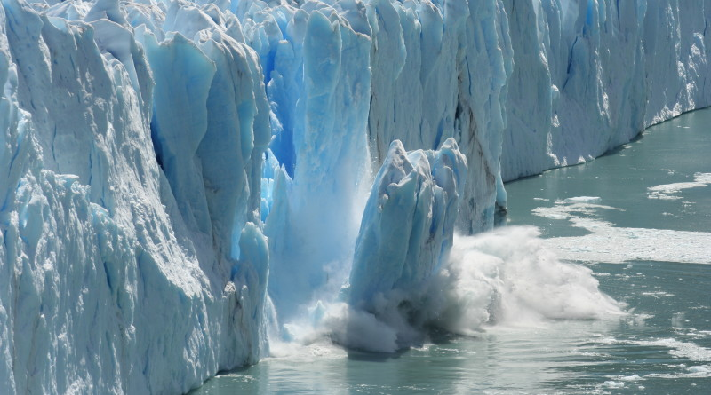climate change ice melting in arctic