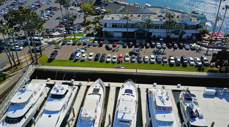 Alamitos Bay Marina Long Beach