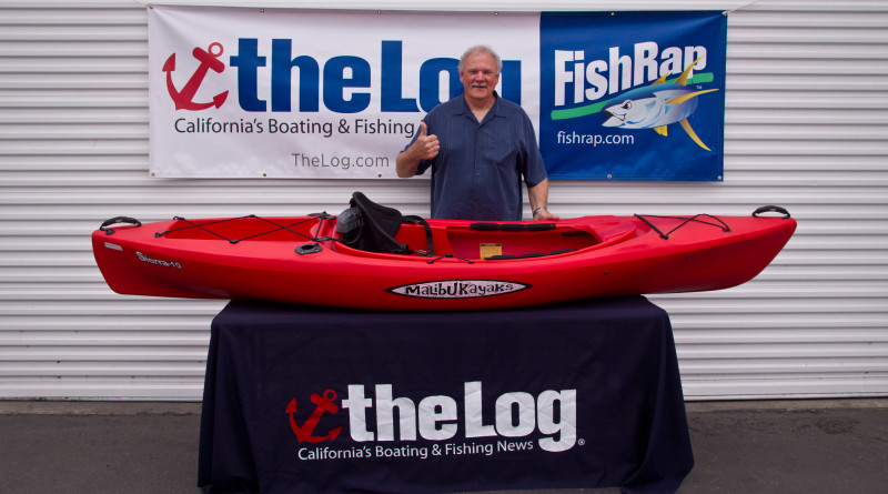 Malibu Kayak Fred Hall Show