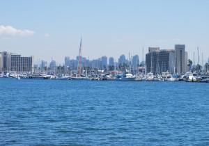 Harbor Island in San Diego