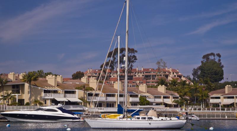 Newport Beach Mooring