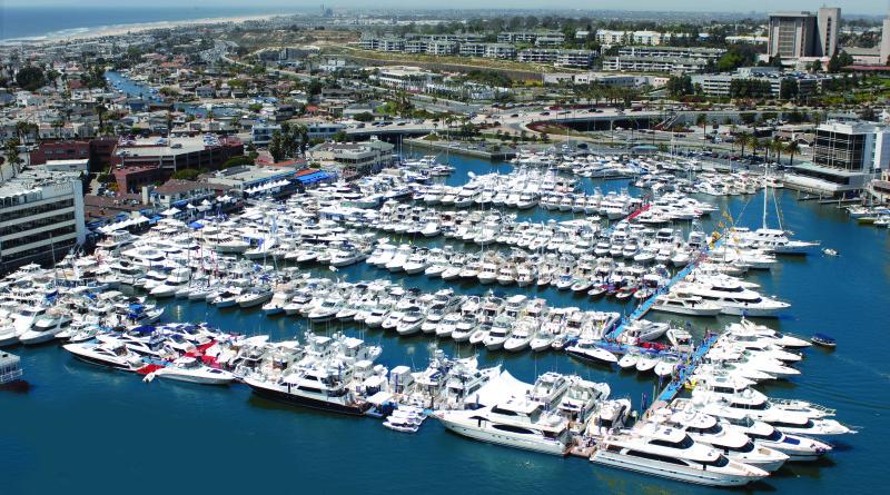 Newport Boat Show 2017