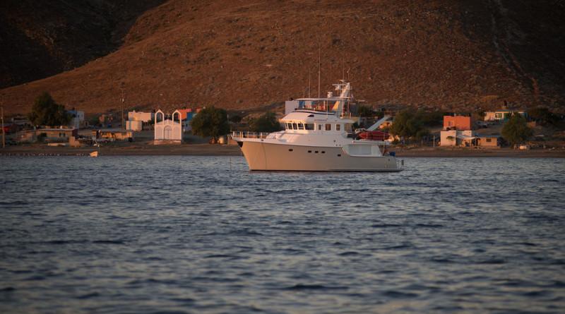 Cruise Underway to Baja Rally