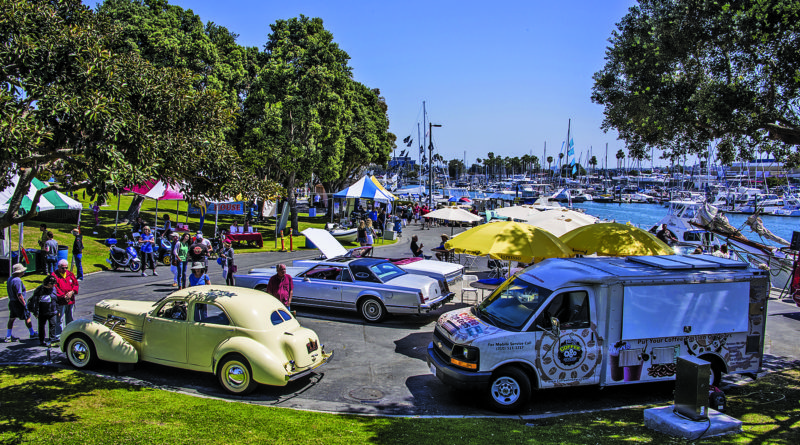 MarinaFest and Boat Show in Marina del Rey