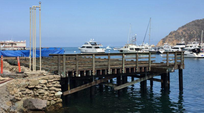 Avalon Fuel Dock Cafe