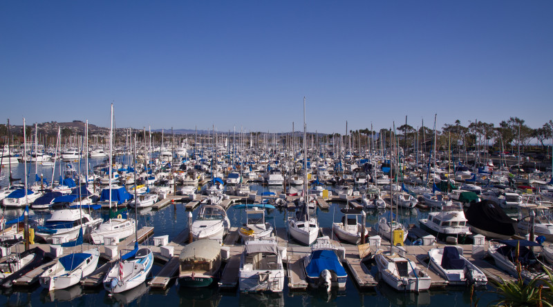 Dana Point Harbor - Nina K. Jussila photo