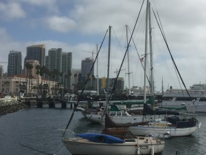 Downtown San Diego Waterfront