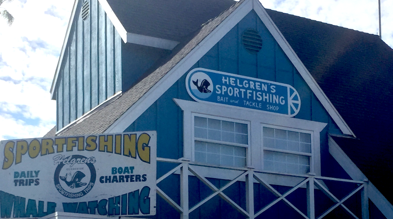 Helgren's Landing in Oceanside