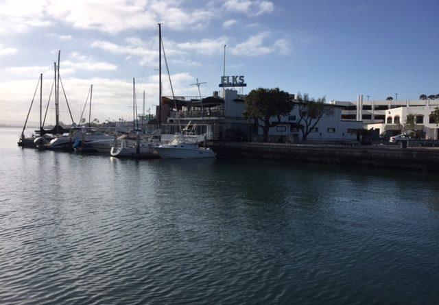 Lido Marina boat slips