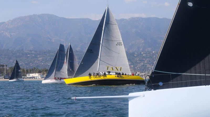 Offshore racing week