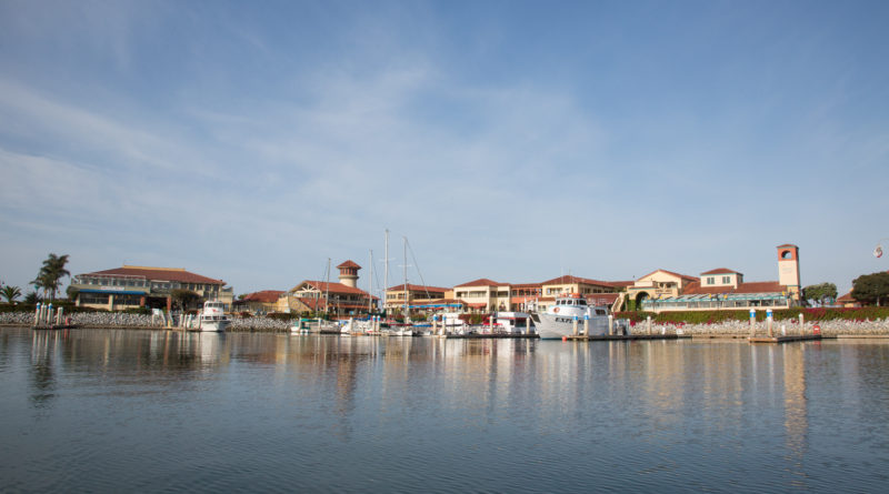 waterfront Ventura Harbor Village
