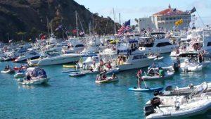 Catalina Island Avalon Fourth of July