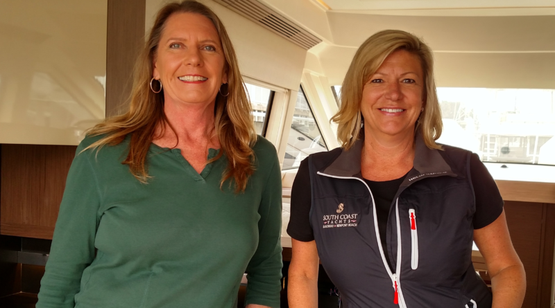 Women in Sailing