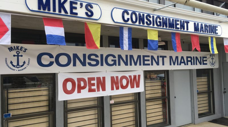 Mike's Consignment marine equipment