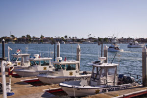 Newport Beach Harbor Patrol