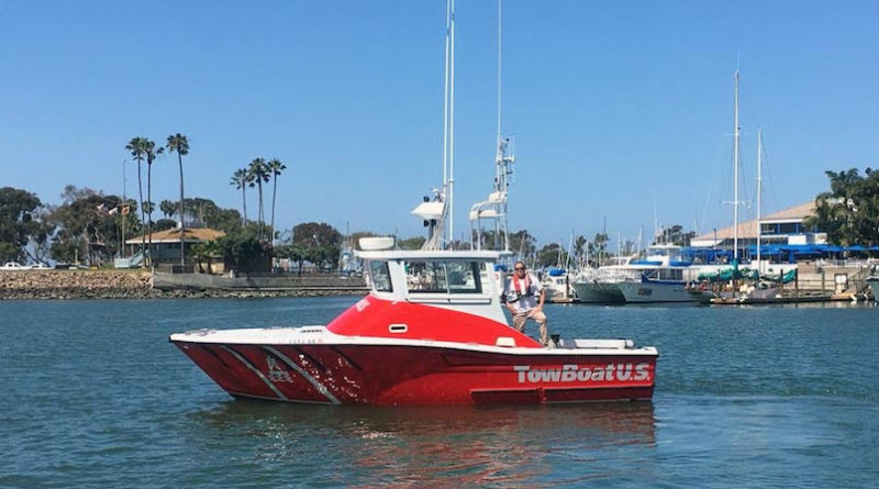 TowBoatUS Dana Point
