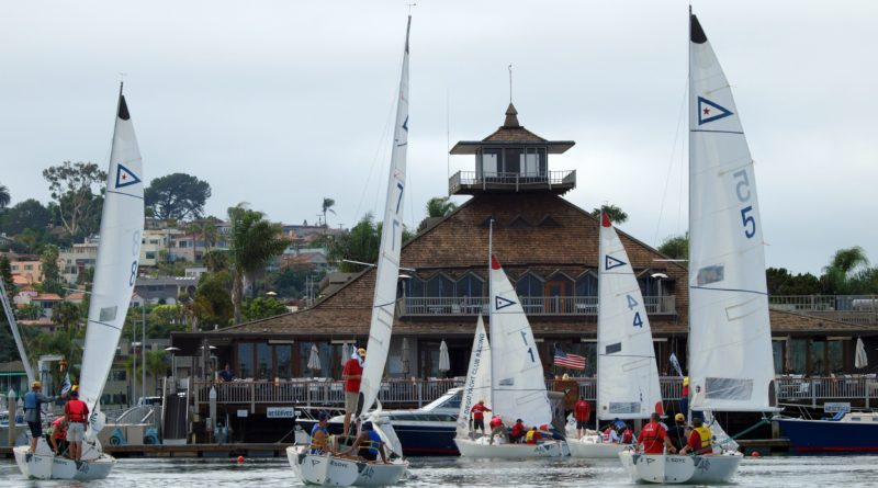 Warrior Sailing for wounded veterans