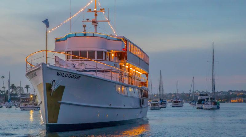 John Wayne yacht Wild Goose