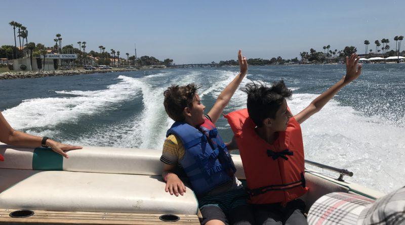 Long Beach Marine Stadium Kids Day