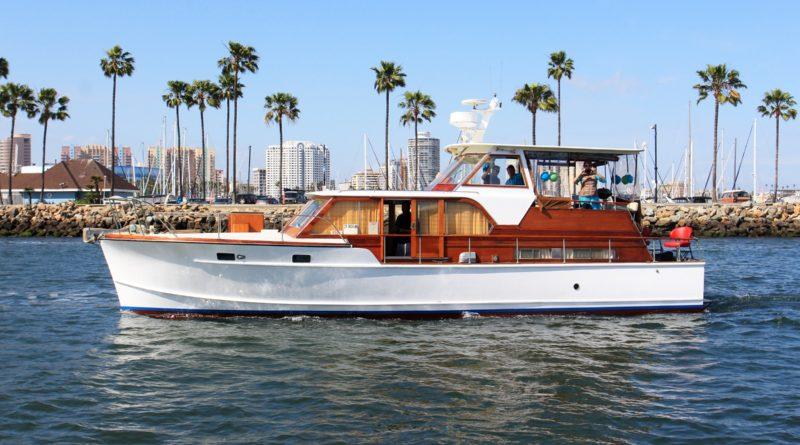 Classic boat Lazarus