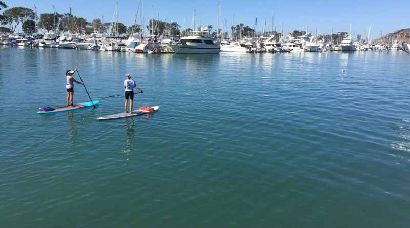 SUP safety huntington harbour