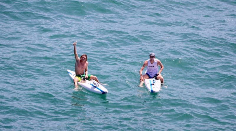 Catalina Classic paddleboard race