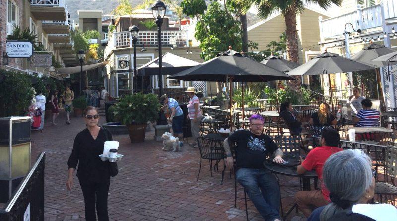 Avalon in Catalina Island banning plastic foam