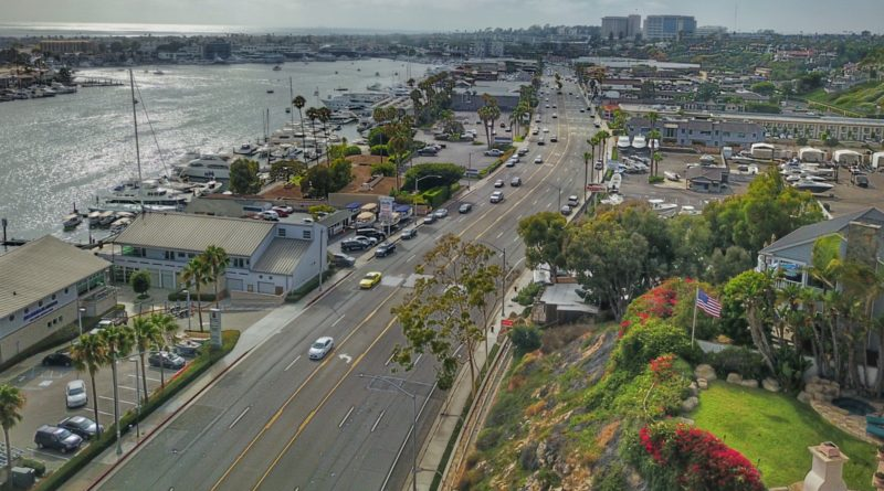 Newport Beach Mariners Mile Revitalization Plan