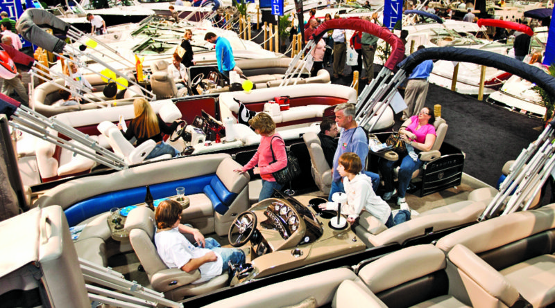 Recreational Marine Expenditures boat show