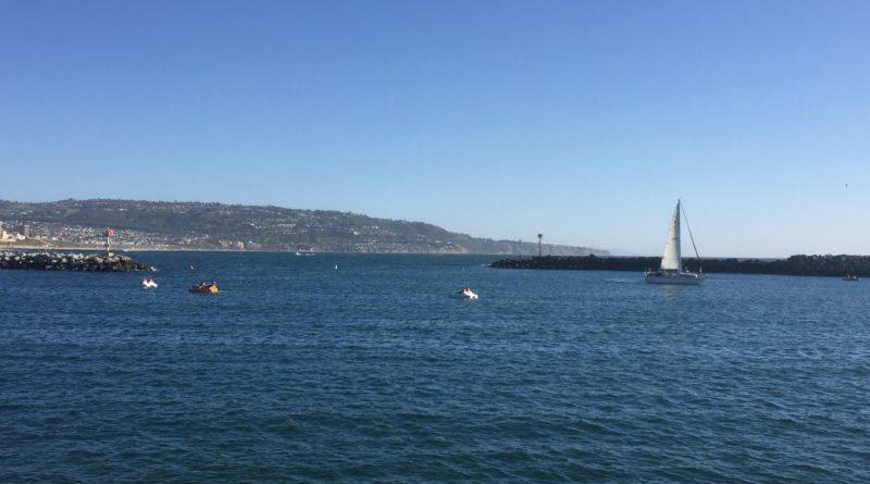 Redondo Beach boat launch ramp