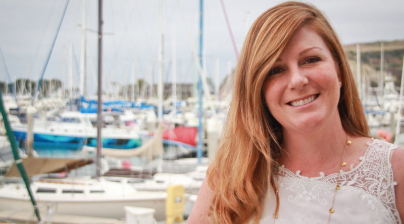 Dana Point Harbor Manager Shannon Levin