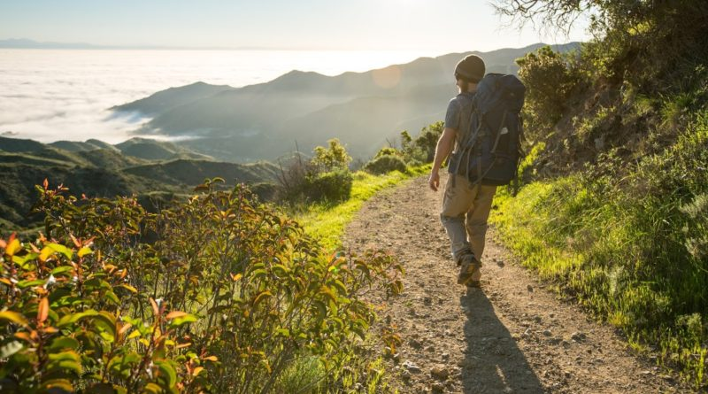 Catalina Island Trekking Trails