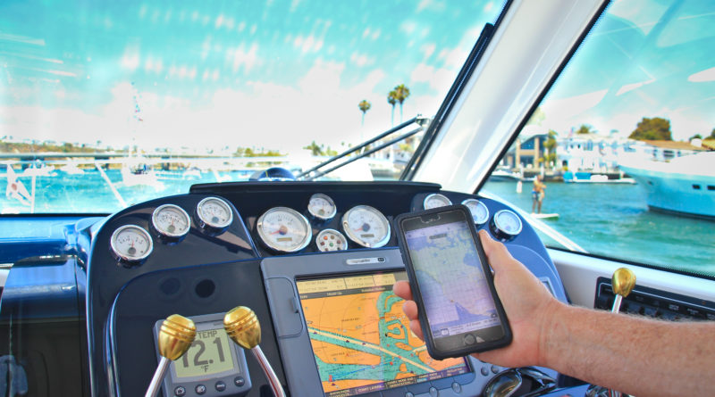 ocean navigation marine boating apps