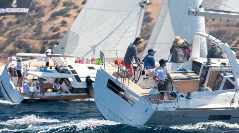 Catalina Island Two Harbors Beneteau Rendevous