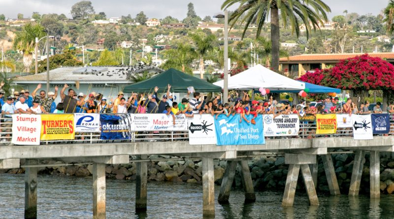 Shelter Island San Diego Young Anglers Tournament