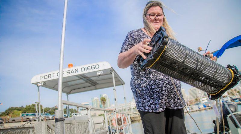 Aquaculture Port of San Diego