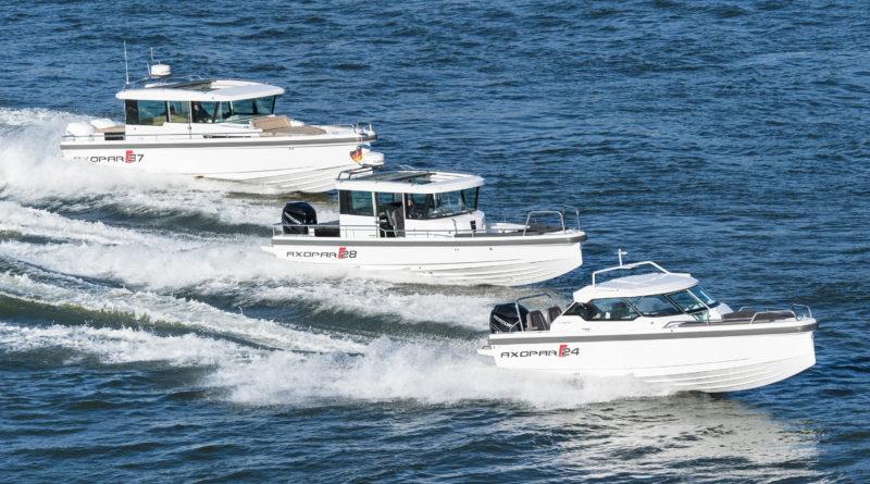 Axopar boat models JK3 Nautical Enterprises