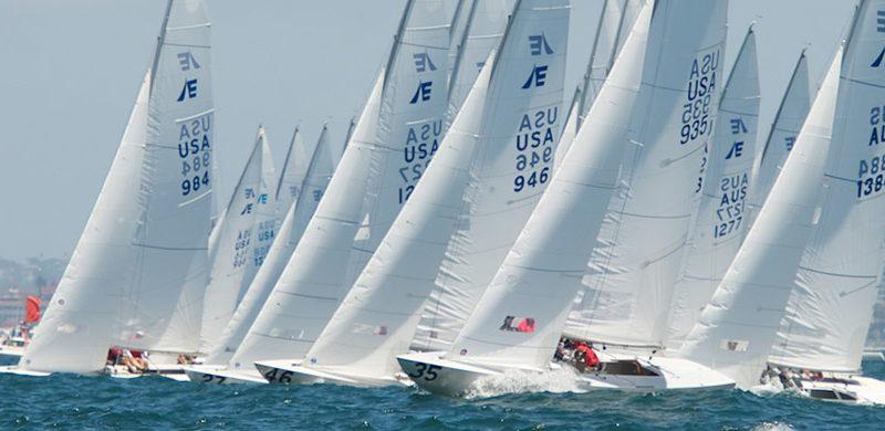 Etchells Class North American Championship San Diego Yacht Club