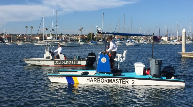 Newport Beach harbormaster vessels