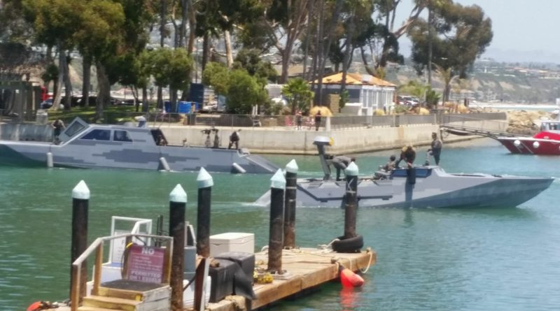 Mexican Navy update Dana Point Harbor