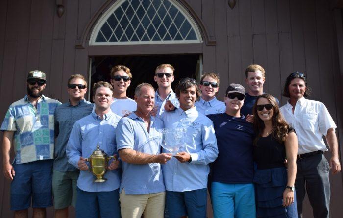 Morgan cup yacht race regatta