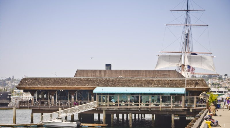 POSD Port of San Diego Anthony's