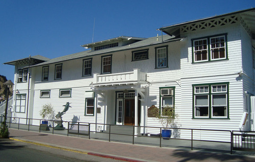 Tuna Club of Avalon Catalina Island Museum