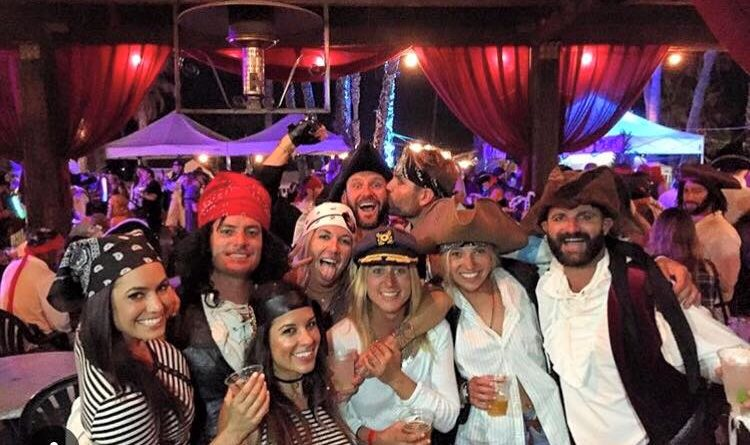 One Of The Largest Pirate Festivals In The Nation Happens At Two