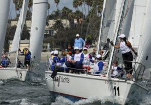LEMWOD all women regatta Long Beach