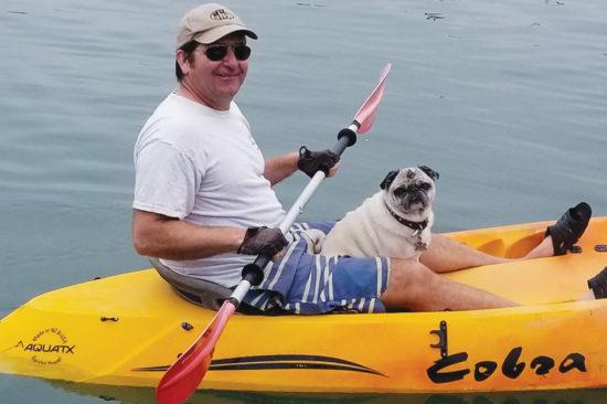 Pug and Trawler