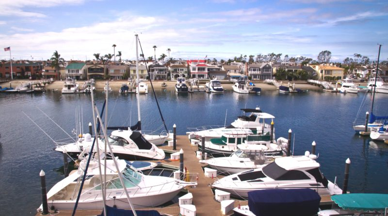 Newport Harbor Cleanup