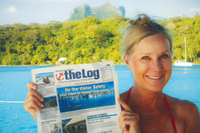 Sailors' Polynesian paradise