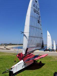 Moth North American Championship  San Diego Yacht Club