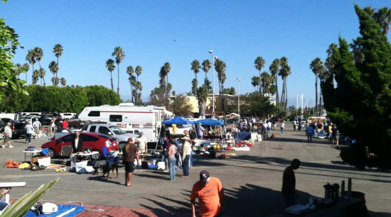 Channel Islands Harbor Boater Swap Meet